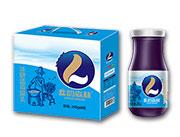 蓝韵森林冰糖蓝莓罐头245g*6瓶