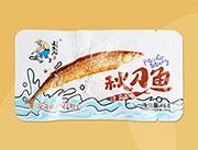 追鱼人秋刀鱼五香味15克