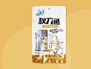追鱼人秋刀鱼烧烤味60克(袋中袋)
