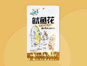 追鱼人鱿鱼花烧烤味60克(袋中袋)