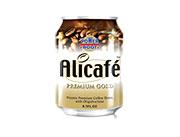 啡特力金装罐装咖啡饮料