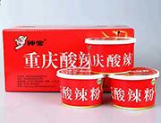 神宫重庆酸辣面-红箱装