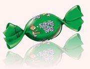 三福卡通水果糖(绿色)