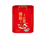 起成果园阿胶枸杞红枣养生奶礼盒