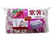 巧纳滋紫薯沙琪玛500g