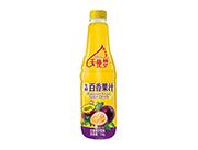 天使梦生榨百香果汁饮料1.5kg
