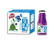 好友趣花果山蓝莓汁1.25L×6瓶