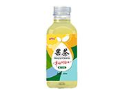 香格利果茶柚子绿茶500ml
