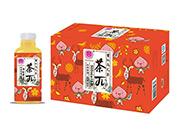 优贝源茶π蜜桃乌龙茶500ml×15瓶