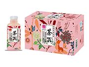 优贝源茶π西柚茉莉花茶500ml×15瓶