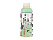 优贝源茶果π柚子绿茶500ml
