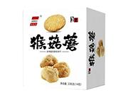 澳德斯猴菇蘑酥性饼干