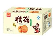 谷部一族猴菇酥性饼干