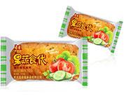 果蔬食代―西红柿沙拉面包