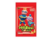 铠乐动漫猪猪侠小骨乐趣玩动物造型曲奇饼干100g