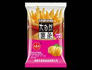 天香奇大自然薯条烧烤味+果酱