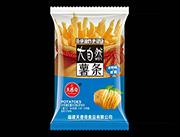 天香奇大自然薯条鲜虾味+果酱