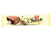 浩客人家曼滋巧克力威化饼干散称