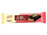 浩客人家真趣巧克力威化饼干