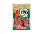 青豪园牛肉干五香味