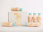 空瓶日记甜橙味发酵型乳酸菌饮品340ml×12瓶