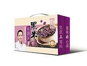 欣客黑米紫薯粥
