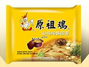 原祖鸡零售1.5元山鸡炖香菇面