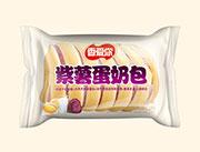 香爱你紫薯蛋奶包