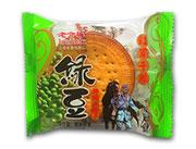 老介福井冈山特产绿豆饼