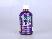 淇果庄园蓝莓汁350ml