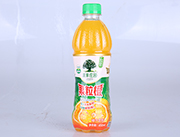 淇果庄园果粒橙450ml