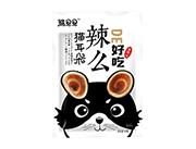 熊旦旦麻辣味猫耳朵46g(白袋)