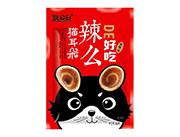 熊旦旦麻辣味猫耳朵46g(红袋)