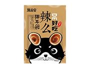 熊旦旦麻辣味猫耳朵46g(咖啡袋)