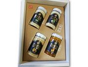 黑蜂蜜品汇礼盒(360克*4瓶)