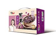 欣客百里红黑米紫薯粥