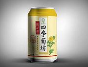 四季菊坊菊花茶饮料350ml