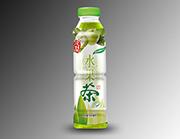 德润水果绿茶500ml