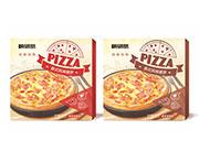 盛邦设计(嗨御膳披萨)的案例