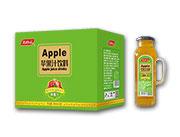 美格丝苹果汁980ml*6瓶