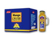 美格丝芒果汁980ml*6瓶
