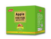 美格丝苹果汁饮料980ml*6瓶