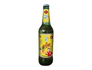 雪仔菠萝啤果味饮料瓶装