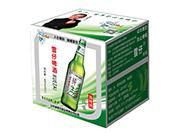 雪仔8度仿纯生风味熟啤酒480ml×12瓶