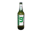 雪仔9度清爽啤酒玻璃瓶480ml