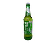 雪仔麦香啤酒玻璃瓶480ml