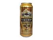 雪仔8度小麦王啤酒500ml