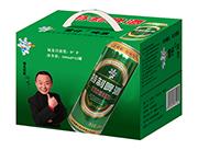 雪仔8度特制啤酒500ml×12罐
