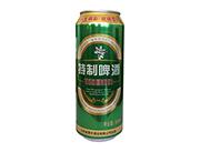 雪仔8度特制啤酒500ml
