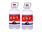 雪仔老白干酒4L